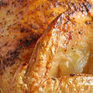Spicy Rapid Roast Chicken