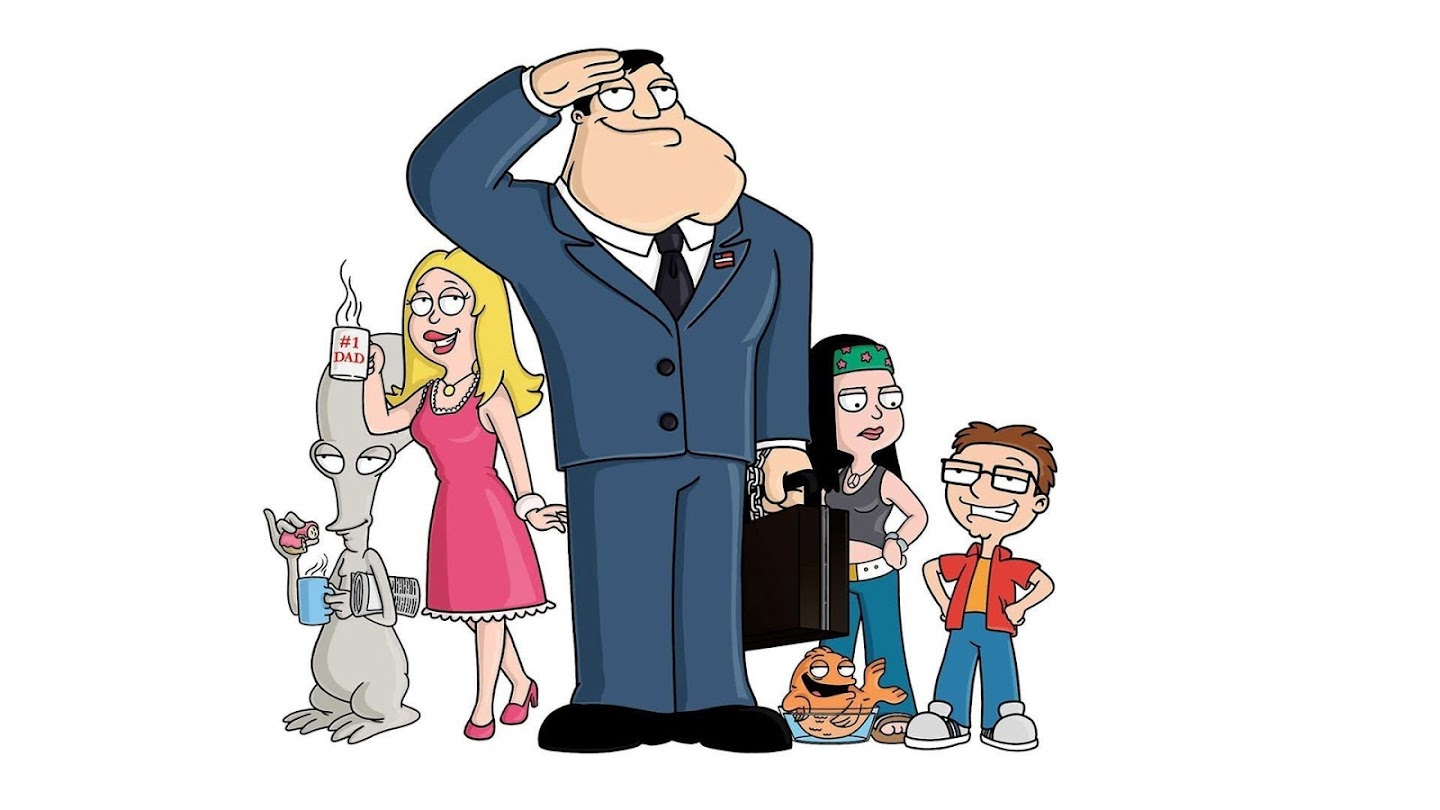 Watch American Dad live