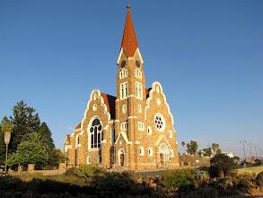 Photo: Windhoek - Christuskirche