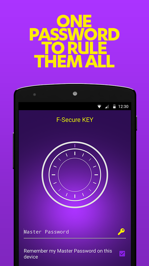 F-Secure KEY- screenshot