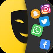 Hide Apps: 2 accounts hider app; hidden calculator
