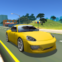 Turbo Car Driver Racing icon