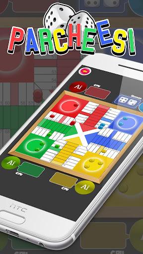 Parcheesi Best Board Game - Offline Multiplayer screenshots 4