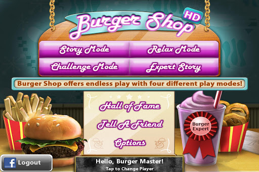Burger Shop screenshot 7
