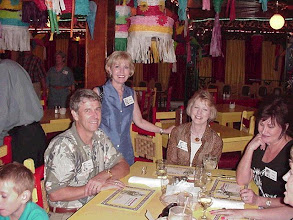 Photo: Maria's son, Marvin Fletcher, Jenny (Barton) Lichtenstein,  Barbara Fletcher, Maria (Martin) Chilleen