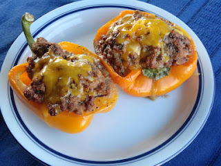 Stuffed Bell Peppers Superior Recipe