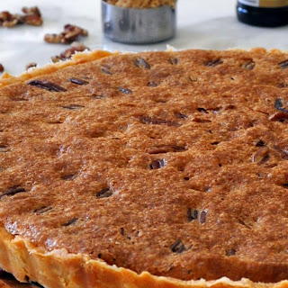 Traditional Made-From-Scratch Pecan Pie