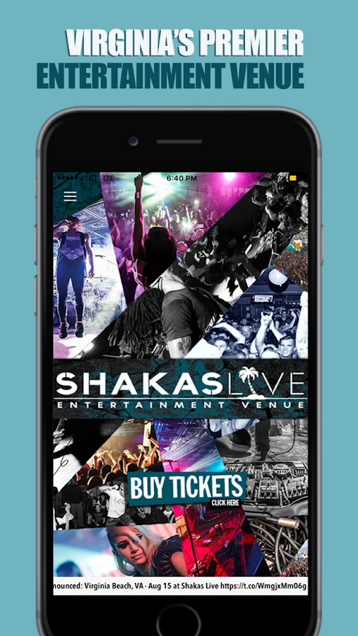Shakas Live- screenshot