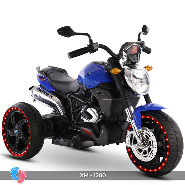 Xe moto điện cho bé XM-1280 11