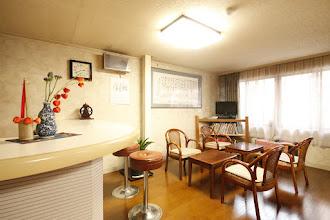 Photo: 喫茶室1 Coffee room