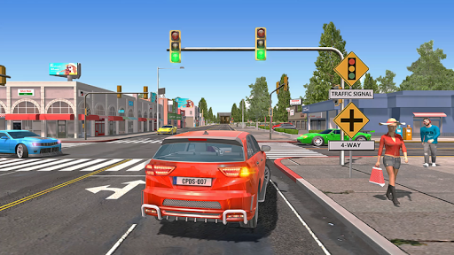Drive Multi-Level: Classic Real Car Parking ud83dude99 modavailable screenshots 3