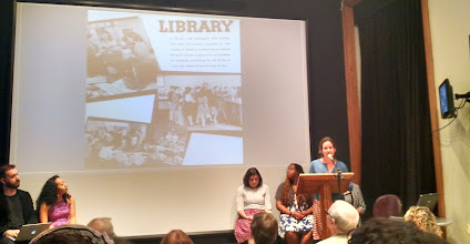 Photo: Rachel Renisk - Technical Services Librarian, Massachusetts College of Art and Design