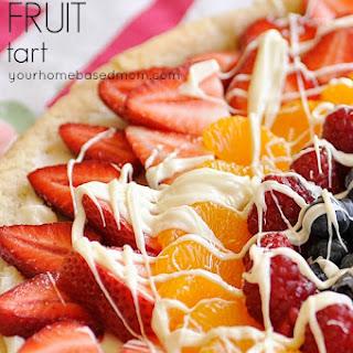 Fruit Tart.