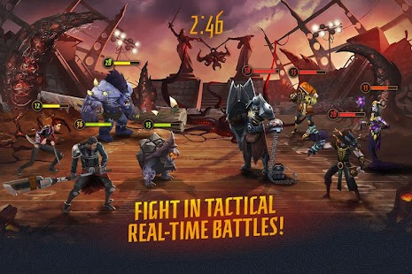 Infernals - Heroes of Hell 1.0.1 (Mod) Apk