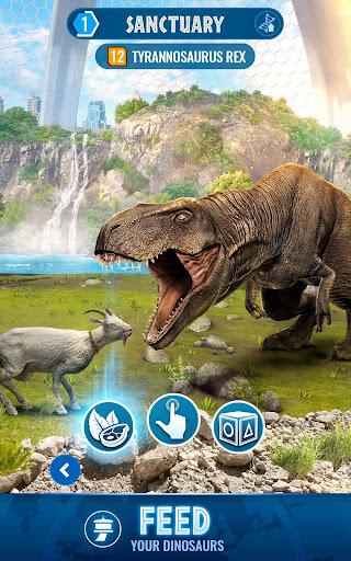 Jurassic World Alive 1.9.34 androidappsheaven.com 2