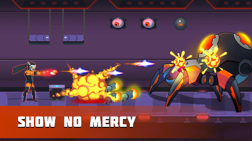Metal Strike War: Gun Solider Shooting Games image 4