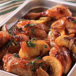 Marmalade Chicken Casserole.