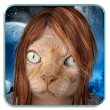 Animal Face Morph Pic Editor icon
