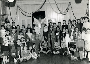 Photo: Wateringbury School Nativity Play 1968