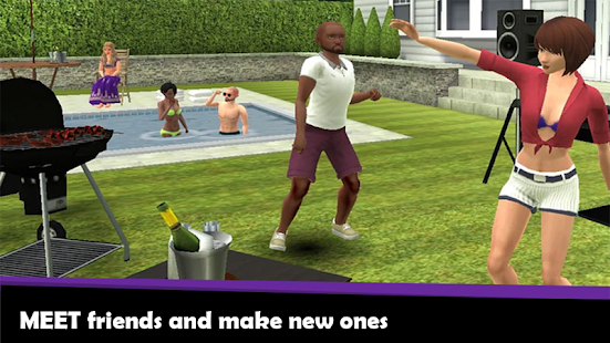 Avakin Life- screenshot thumbnail