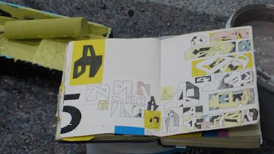 Photo: BundeskunstHALL OF FAME; Jeroen Erosie, Sketches