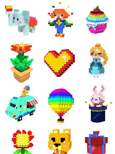Pixel.ly 3D screenshots 14