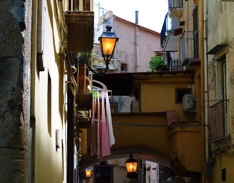 La magia dei vicoli  di Roberta Ricciardi