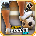 Play Street Soccer 2017 Game Icon