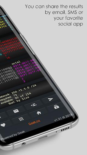 VLSM Calculator  screenshots 2