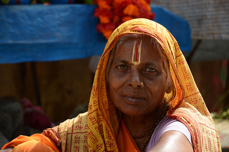 ..donna nepalese.. di samsara