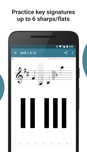 Complete Music Reading Trainer screenshot 5