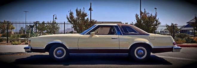 1978 Mercury Cougar XR-7 Hire CA