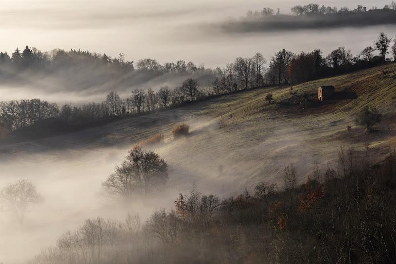 ..le prime luci magiche dell'alba... di stefanogaleotti