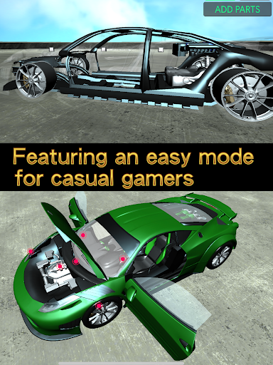 Model Constructor 3D android2mod screenshots 9