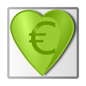Financial simulator icon