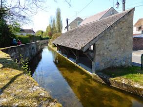 Photo: Le lavoir de Baillon (95)