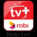 Robi TV+ icon