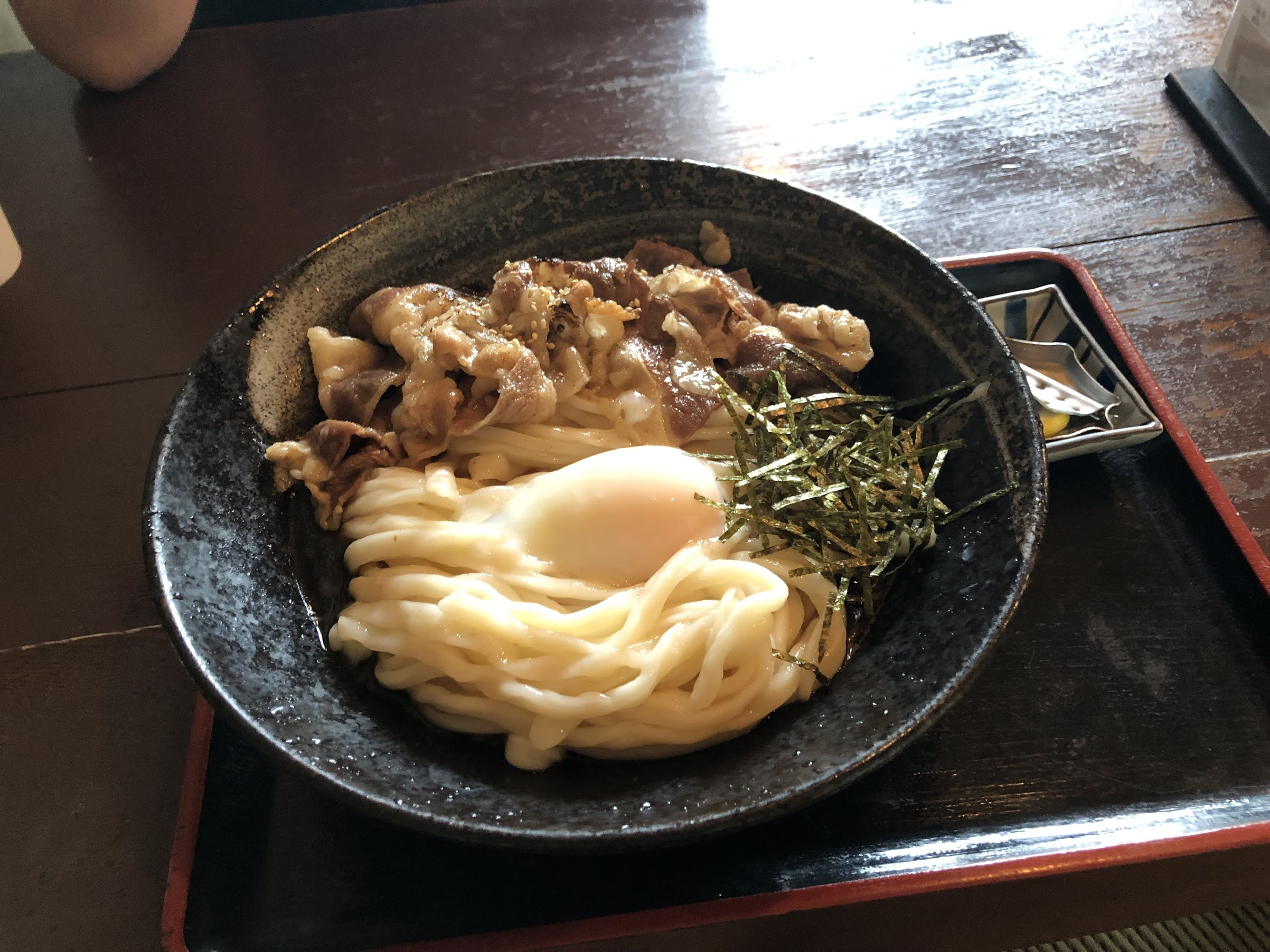 京極にうどんを食べに行こう