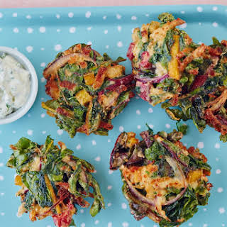How To Make Fritters Out of Any Vegetable.