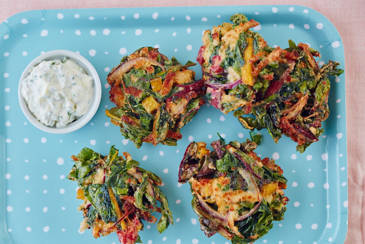 How to Make Fritters Out of Any Vegetable Recipe