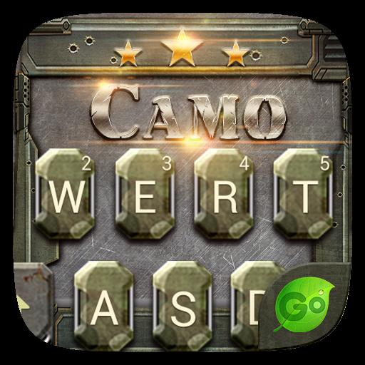Camo GO Keyboard Theme 個人化 App LOGO-APP開箱王