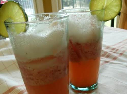 "Ginger Lemonade ""This is so refreshing on a hot summer day. If..."