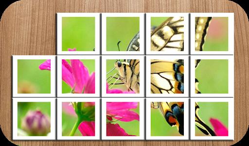 Butterfly Puzzle Jigsaw (Rompecabezas de mariposa) android2mod screenshots 3