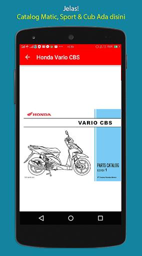 E-Catalog Motor Honda 3.1 screenshots 13