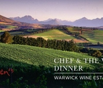 Reuben's Chef & The Vine with Warwick Wine Estate : One&Only Cape Town