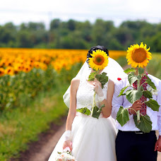 Bryllupsfotograf Maksim Malyy (mmaximall). Foto fra 11.09.2014