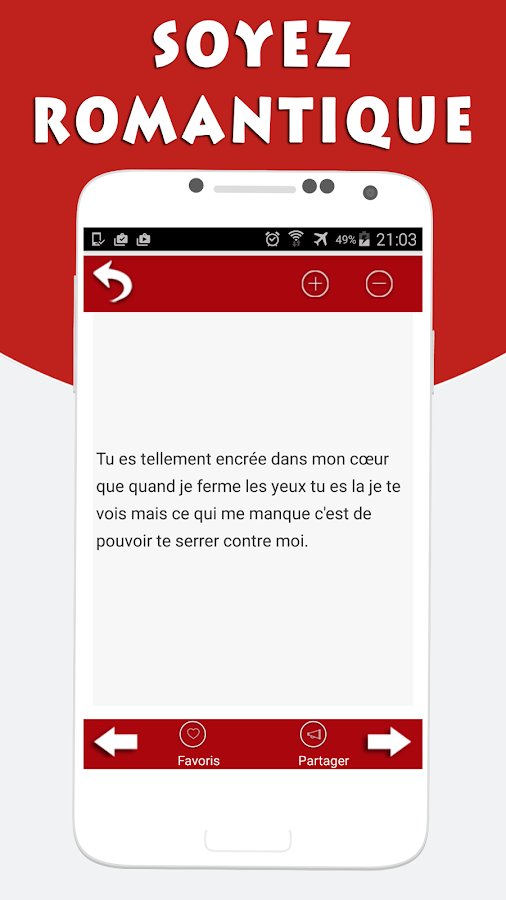 Favori SMS d'Amour et Drague - Android Apps on Google Play CU36