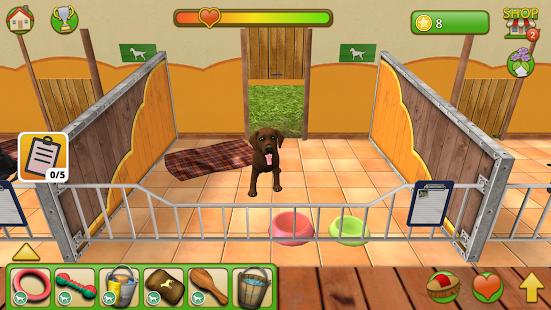 Mein Tierheim Spiel