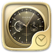 GoldenEngine GO Clock Theme