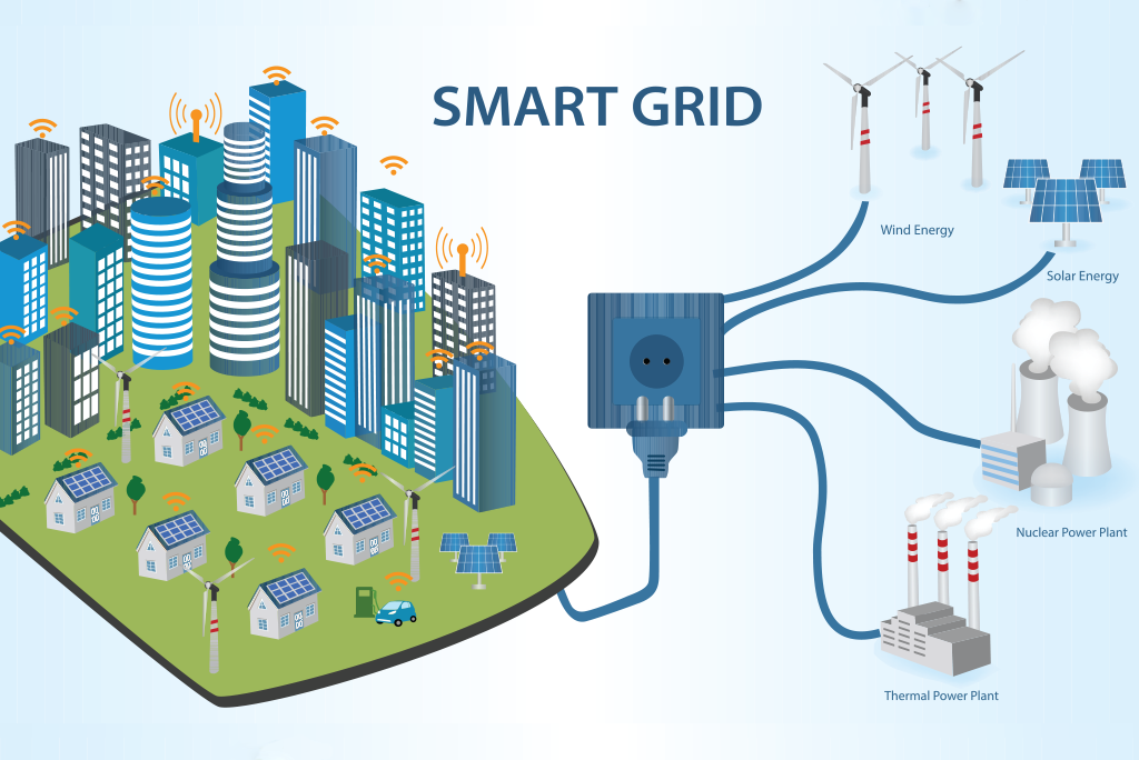 The Smart Grid and Renewable Energy - IEEE Innovation at Work
